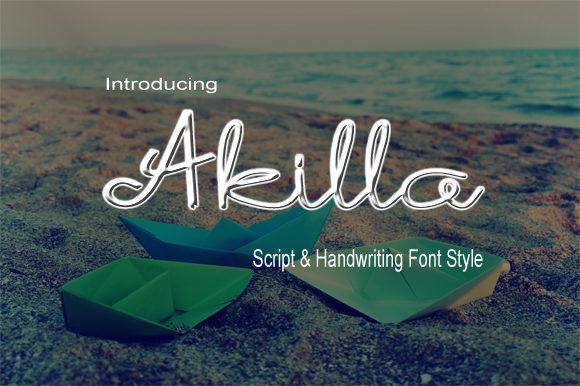 Akilla Font