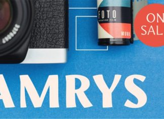 Amrys Font Family