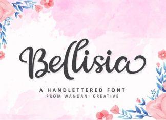 Bellisia Font