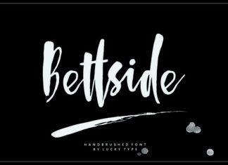 Bettside Font