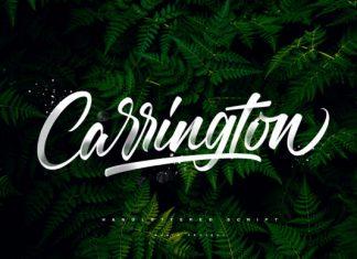 Carrington Font