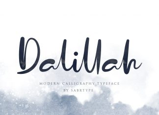 Dalillah Font