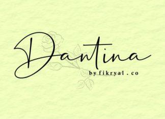 Dantina Font