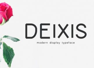 Deixis Font