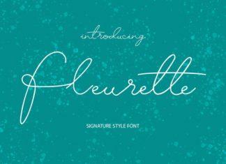 Fleurette Font