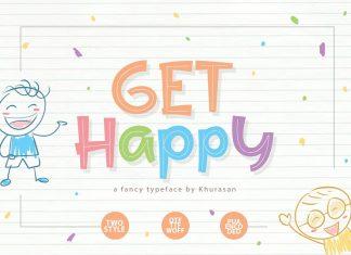 Get HappyOther Font