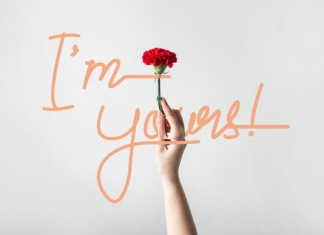 I'm yours! Font