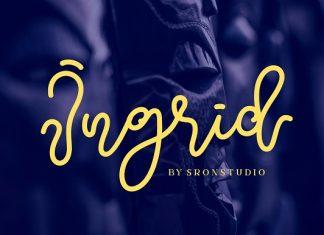 Ingrid Script