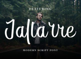 Jallarre Font