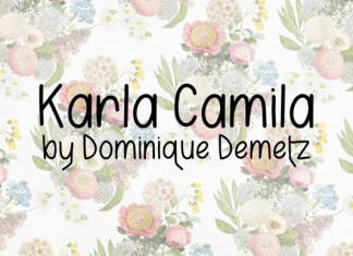 Karla Camila Font