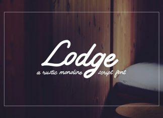 Lodge Script | Rustic & Clean