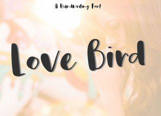 Love Bird Script Font