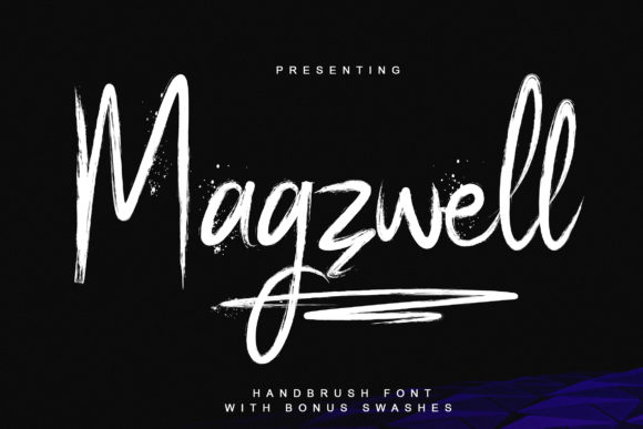 Magzwell Font