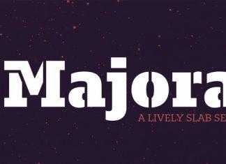 Majora Font Family