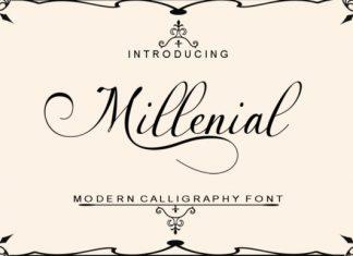 Millenial Script