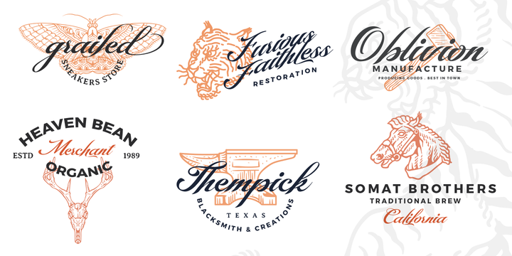 Montante Font Family