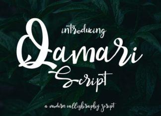 Qamari Script