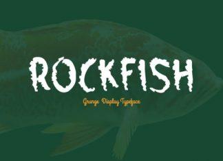 Rockfish Font