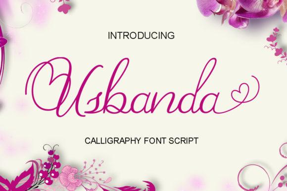 Usbanda Script