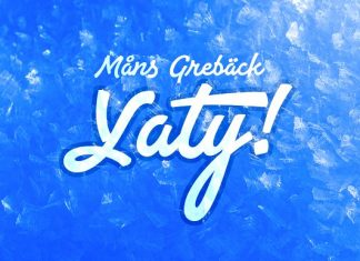 Yaty - High-Quality Logo Typeface