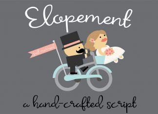 ZP ElopementScript Font