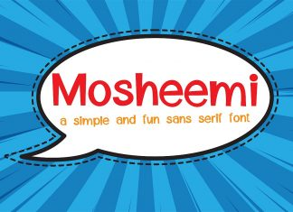 ZP Mosheemi Regular Font
