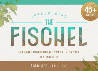 Fischel Family Font