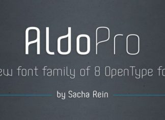 Aldo Pro Font Family