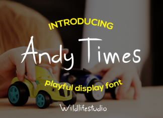 Andy Times Font