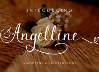 Angelline Font