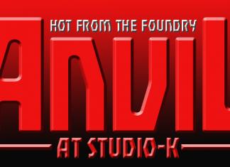 Anvil Font Family