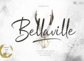 Bellavile Font