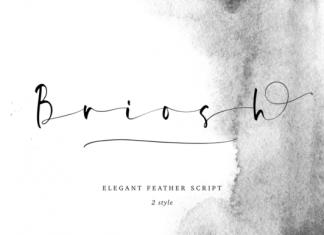 Briosh Font