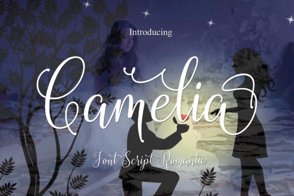 Camelia Font