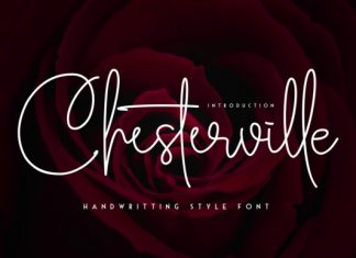 Chesterville Font