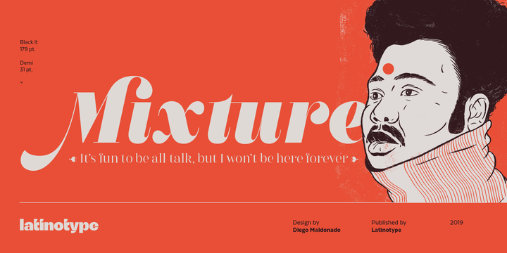 Couturier Poster Font Family