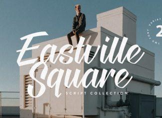 Eastville Square Font Family