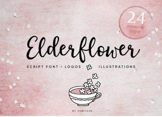 Elderflower Font