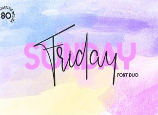 Friday Sunday Duo