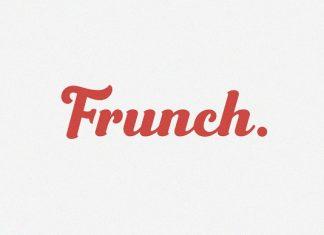 Frunch Font