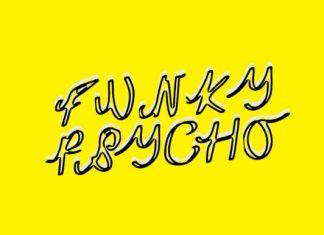 Funky Psycho Font