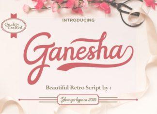 Ganesha Font