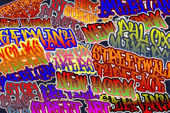 Graffitasi Font