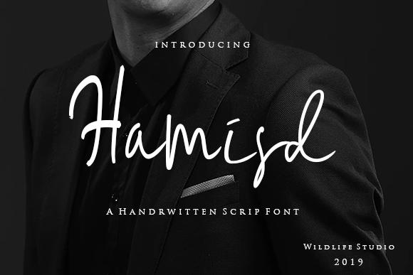 Hamisd Font