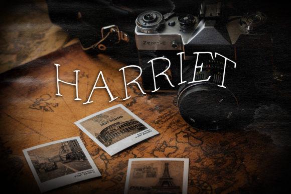 Harriet Font