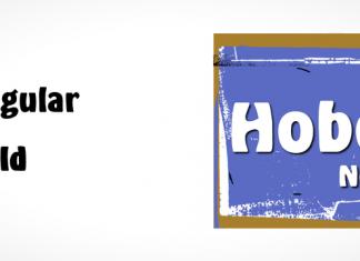 Hobo No2 Font Family