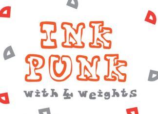 Ink Punk Font