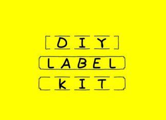 Label Kit Font