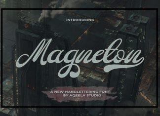 Magneton Font