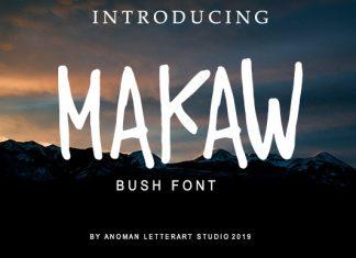 Makaw Font
